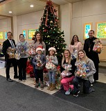 Providing Gifts of Christmas Love in Albany, NY