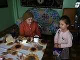 Donetsk/Mariupol Elderly Receive Food Donations