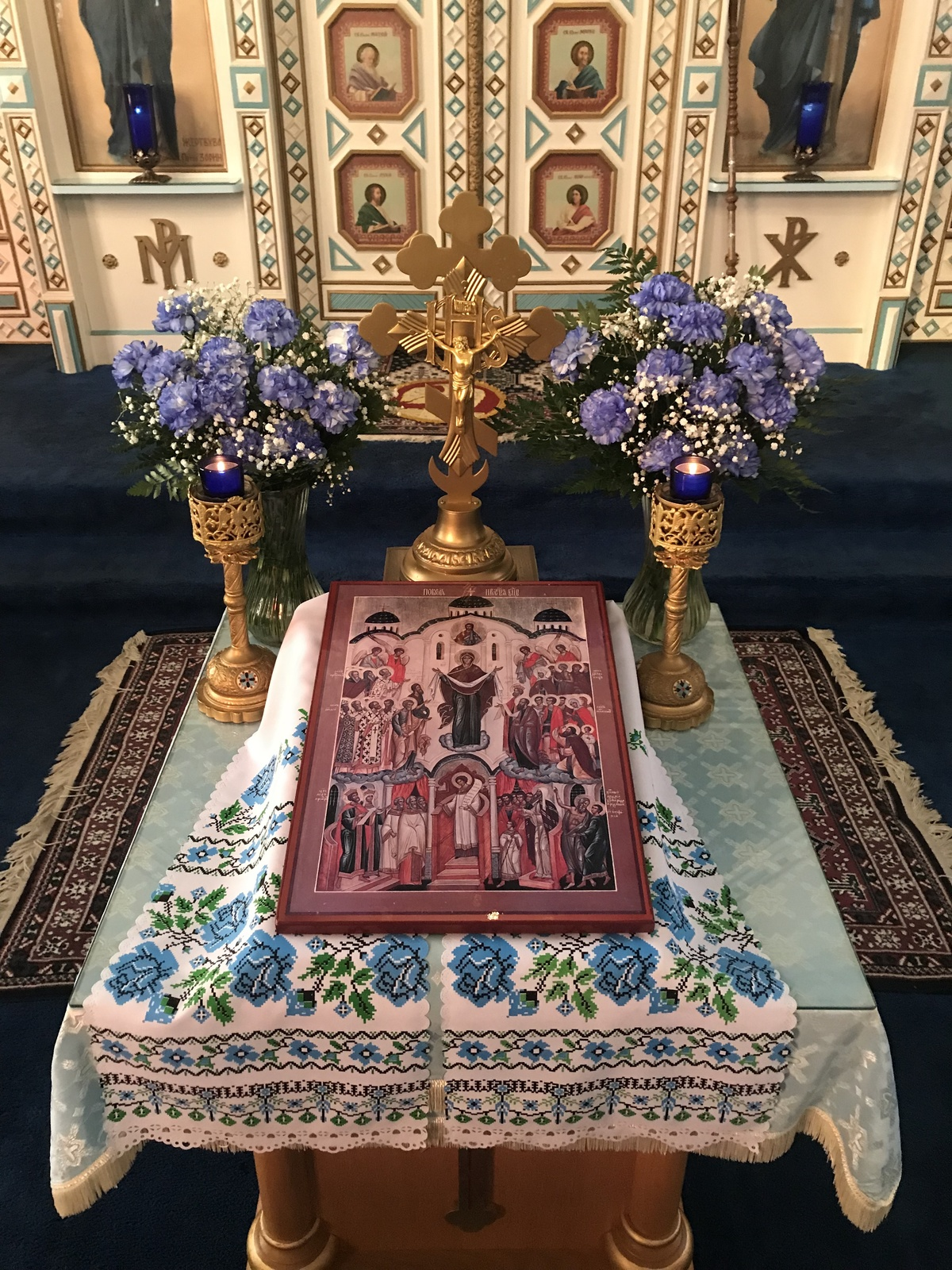 ... His Eminence Archbishop Daniel Along With A Seminarian Delegation From  South Bound Brook, NJ Traveled To The Little Town Of Arnold, PA (22 Miles  East Of ...